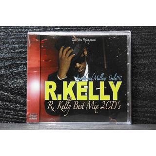 R. Kelly 豪華2枚組49曲 Best MIx 2CD(R&B/ソウル)