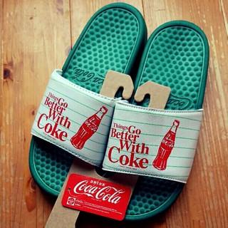 コカコーラ(コカ・コーラ)の値下げしました!コカコーラ ☆ シャワーサンダル!!(サンダル)