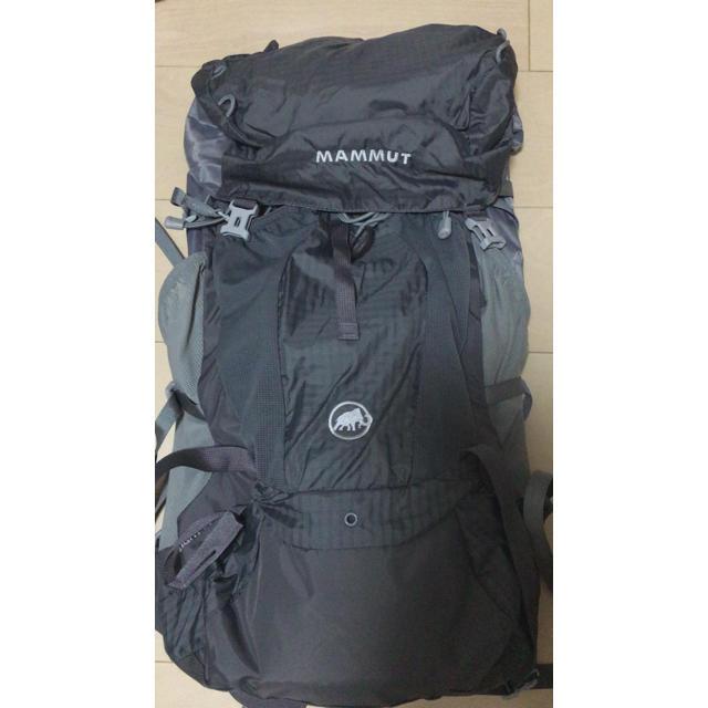 Mammut(マムート)の専用です。リュックMAMMUT スポーツ/アウトドアのアウトドア(登山用品)の商品写真
