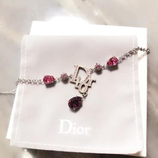 クリスチャンディオール(Christian Dior)のディオールのブレスレット(ブレスレット)