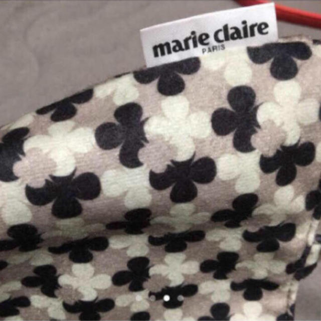 Marie Claire(マリクレール)の非売品 ☆ マリクレール フリース トートバッグ エンタメ/ホビーのコレクション(ノベルティグッズ)の商品写真
