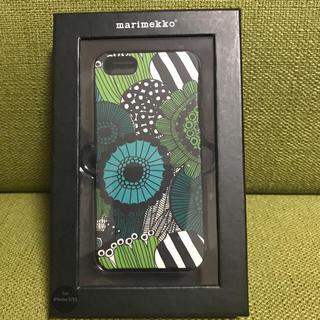 マリメッコ(marimekko)のmarimekko iPhoneケース(iPhoneケース)