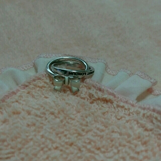 マリークワント(MARY QUANT)のマリークワント ピンキー リング(リング(指輪))