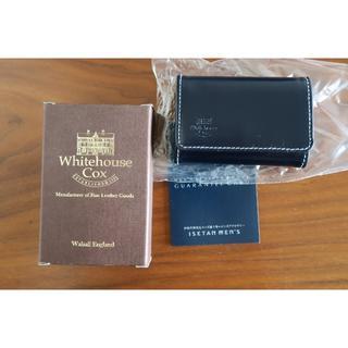 ホワイトハウスコックス(WHITEHOUSE COX)のWHC ■ ホワイトハウスコックス小銭入れ■未使用品・送料込(コインケース/小銭入れ)