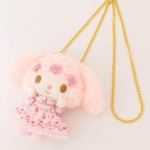 LIZ LISA(リズリサ)のリズメロポシェット  リズメロ エンタメ/ホビーのおもちゃ/ぬいぐるみ(ぬいぐるみ)の商品写真