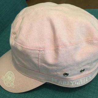 パーリーゲイツ(PEARLY GATES)のパーリーゲイツ 帽子(キャップ)