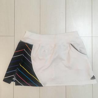 アディダス(adidas)のadidas アディダス CLIMALITE ランニング ミニ スカート ボトム(ウェア)