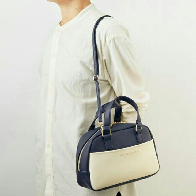 TSUMORI CHISATO(ツモリチサト)の未開封!大人のおしゃれ手帖付録!ツモリチサトの爽やか夏のミニボストン! レディースのバッグ(ショルダーバッグ)の商品写真