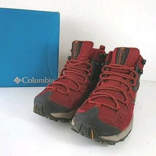 コロンビア(Columbia)のコロンビア Columbia トレッキングシューズ セイバーミッド 23.5cm(ブーツ)