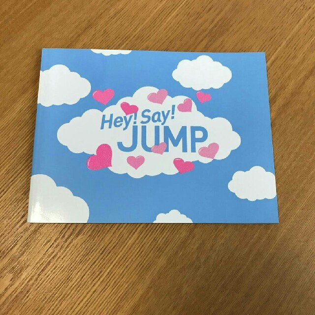 【新品未使用】Hey!Say!JUMP Hey!Say!サマーコンサート'09 エンタメ/ホビーのタレントグッズ(アイドルグッズ)の商品写真