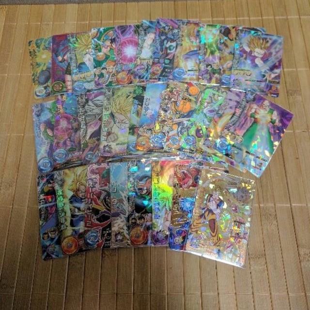 ドラゴンボール(ドラゴンボール)のドラゴンボールヒーローズセット エンタメ/ホビーのトレーディングカード(その他)の商品写真