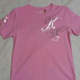 カールカナイ(Karl Kani)のカールカナイ Tシャツ 半袖 ピンク(Tシャツ(半袖/袖なし))