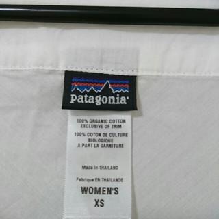 パタゴニア(patagonia)のパタゴニア ブラウス XS 未使用(シャツ/ブラウス(半袖/袖なし))