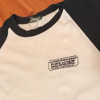 デラックス(DELUXE)のデラックス▲ラグラン七分丈▲(Tシャツ/カットソー(七分/長袖))
