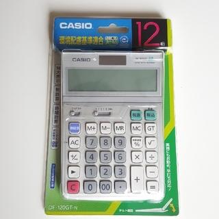 カシオ(CASIO)の送料込 CASIO 電卓(オフィス用品一般)