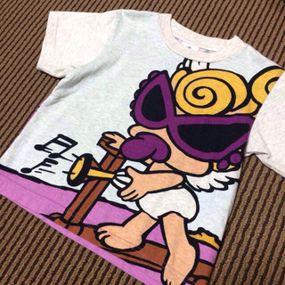 ヒステリックミニ(HYSTERIC MINI)の【送料込】正規品♡ヒス♡美品Tシャツ95(その他)