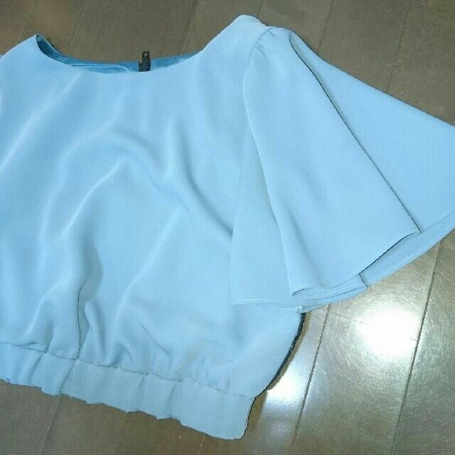 GRACE CONTINENTAL(グレースコンチネンタル)のグレースコンチ☆トップス レディースのトップス(シャツ/ブラウス(半袖/袖なし))の商品写真