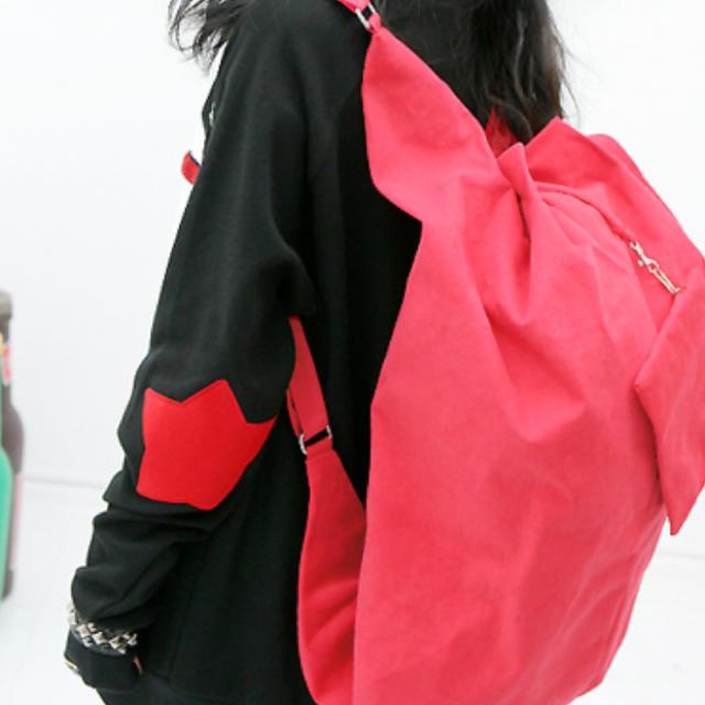 3wayキャンパスバック レディースのバッグ(リュック/バックパック)の商品写真