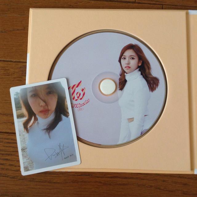 Waste(twice)(ウェストトゥワイス)のポスターつき!TWICEcoaster:LANE1 ミナ  エンタメ/ホビーのCD(K-POP/アジア)の商品写真