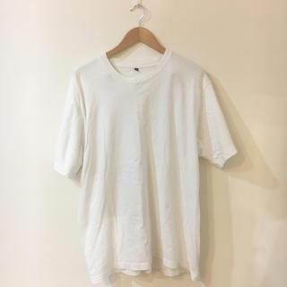 ビッグT〇ホワイト(Tシャツ(半袖/袖なし))