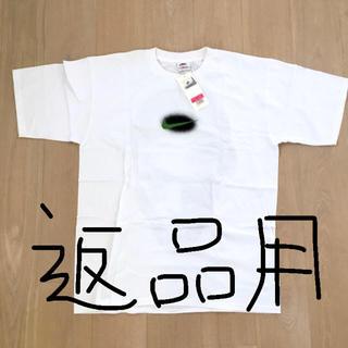 返品(Tシャツ/カットソー(半袖/袖なし))