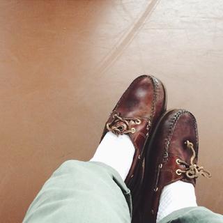 ティンバーランド(Timberland)のtimberland ♡ deck shoes(ローファー/革靴)