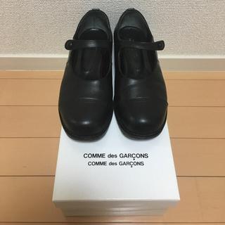 コムデギャルソン(COMME des GARCONS)の【ふみ様専用】コムデギャルソンのワンストラップシューズ(ローファー/革靴)