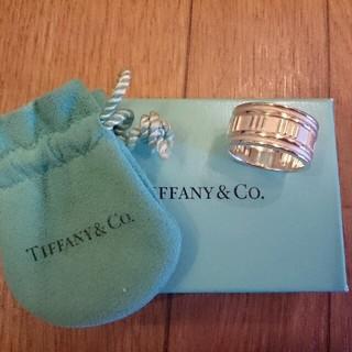 ティファニー(Tiffany & Co.)の☆Tiffanyシルバーリング美品☆(リング(指輪))