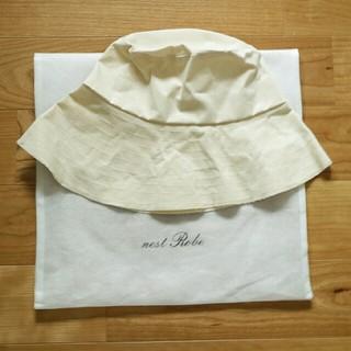 ネストローブ(nest Robe)のnestRobe パラフィンハット 帽子(ハット)