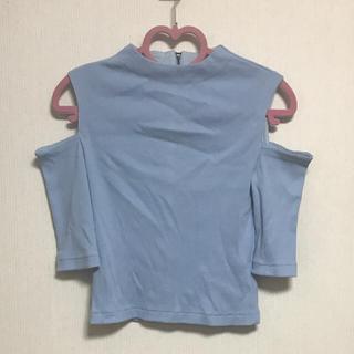 オープニングセレモニー(OPENING CEREMONY)の肩空きトップス(カットソー(半袖/袖なし))