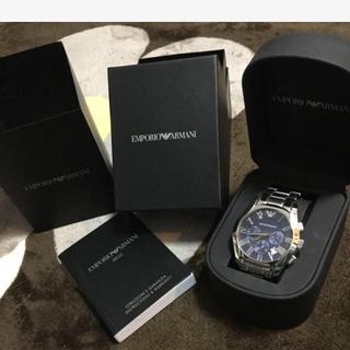 エンポリオアルマーニ(Emporio Armani)のアルマーニ(腕時計(アナログ))