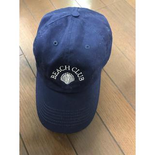 シールームリン(SeaRoomlynn)のpcpc様専用 Searoomlynn 新品逗子限定cap(キャップ)