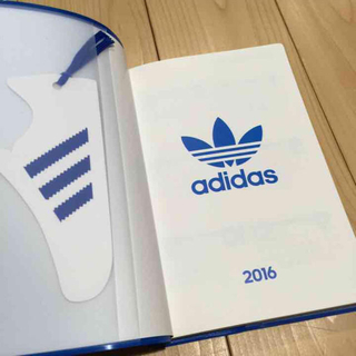 アディダス(adidas)のアディダスオリジナルス ノベルティ 手帳  2016(カレンダー/スケジュール)