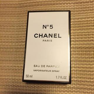シャネル(CHANEL)のCHANEL N°5 シャネル N°5(香水(女性用))