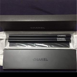 シャネル(CHANEL)のシャネル えんぴつ & 定規 文房具セット(鉛筆)