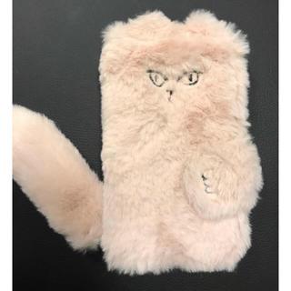 ファーファー(fur fur)の新品♡FURFUR ビッチネコケース(iPhoneケース)