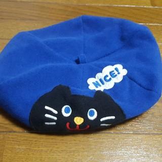 ラフ(rough)のrough ベレー帽(ハンチング/ベレー帽)