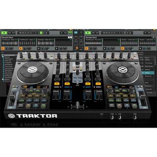 パイオニア(Pioneer)のnative instruments traktor s4 (DJコントローラー)