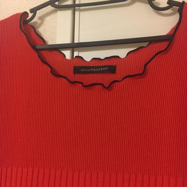 PAGEBOY(ページボーイ)のページボーイ 今季 レディースのトップス(Tシャツ(半袖/袖なし))の商品写真