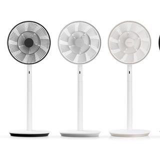 バルミューダ(BALMUDA)の【美品 送料無料】バルミューダ 扇風機 EGF1500WG 2014年モデル(扇風機)