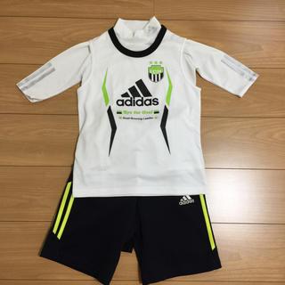 アディダス(adidas)のサッカーボーイに⚽️ adidasサッカー用セットアップ 130 子供用(ウェア)