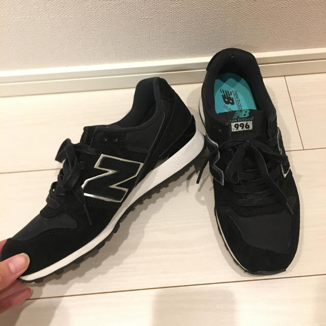 571d5968a8324 New Balance(ニューバランス)のニューバランス996♡22.5cm レディースの靴/シューズ