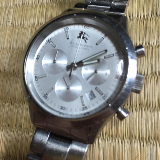 BURBERRY(バーバリー)のバーバリー ブラックレーベル メンズ時計 メンズの時計(腕時計(アナログ))の商品写真