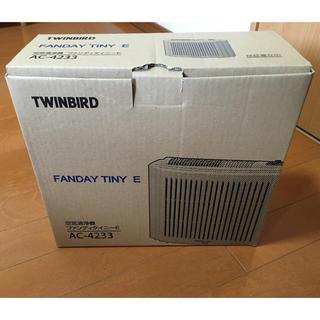 ツインバード(TWINBIRD)のTWINBIRD * 空気清浄機(空気清浄器)