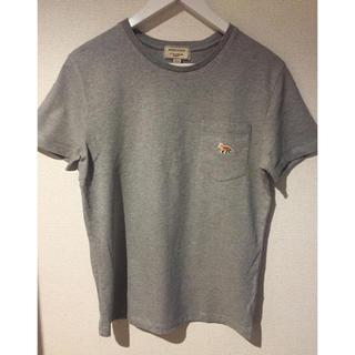 メゾンキツネ(MAISON KITSUNE')のメゾンキツネ(Tシャツ/カットソー(半袖/袖なし))