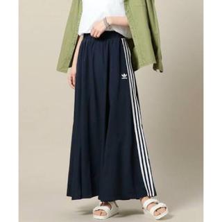 アディダス(adidas)の大人気完売商品!adidasロングスカート(ロングスカート)