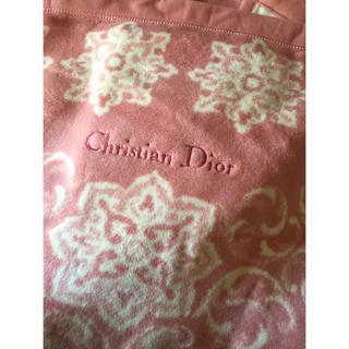 ディオール(Dior)のブランケット dior(毛布)