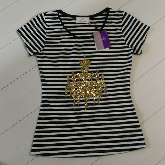 Rady(レディー)のrady シャンデリア レディースのトップス(Tシャツ(半袖/袖なし))の商品写真
