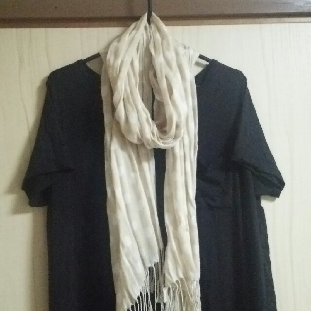 しまむら(シマムラ)のUsed☆春夏ストール レディースのファッション小物(ストール/パシュミナ)の商品写真