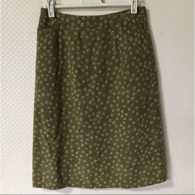 GIO SPORT(ジオスポーツ)のGIO SPORT 小花柄スカート ズゥーズィエムクラス トゥモローランドイエナ レディースのスカート(ひざ丈スカート)の商品写真